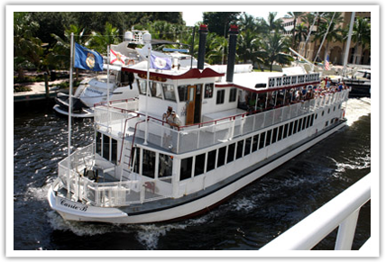 Fort Lauderdale Florida New River Cruises From Las Olas