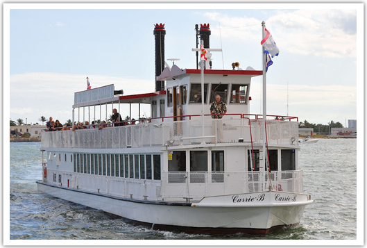 Fort Lauderdale Attractions Sightseeing Boat Tours